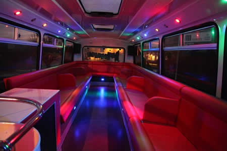 Corporate Event Bus