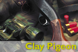 Clay Pigeon Shooting near Aylesbury