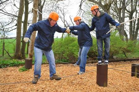 Outdoor Team Building Days